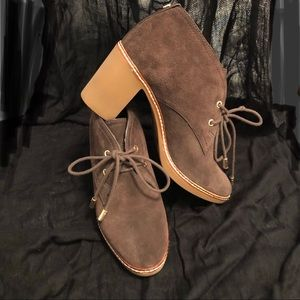 Tory Burch booties size 8